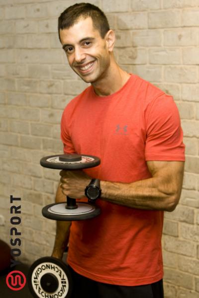yosport - personal trainer in tel aviv