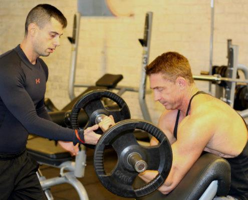 מאמר לאתר ynet- אימון גוף מלא או מפוצל