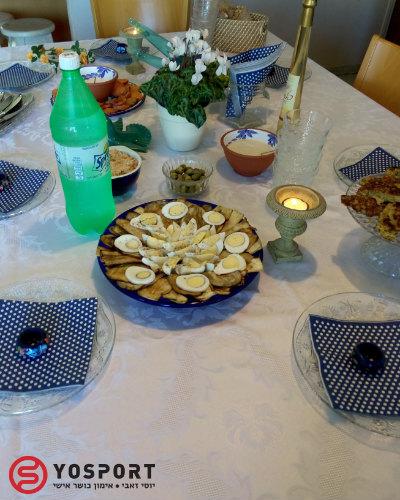 שולחן ערוך לארוחת הערב