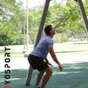 מאמן כושר משתופף לפני קפיצה מהו אימון מטבולי