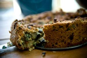 עוגה מתוך פוסט מתכון מנצח לפשטידת טופו ופטריות