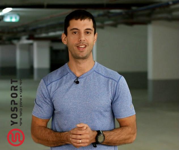 מתוך הסרטון שצולם עבור המאמר לאתר ynet - מה זה אימון מטבולי