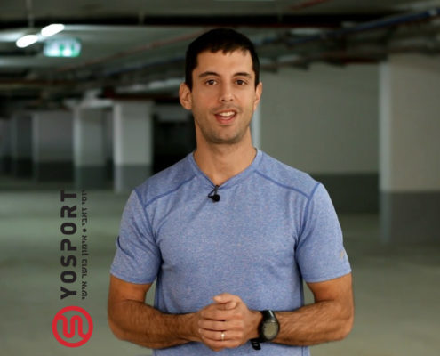 מהו אימון מטבולי - וידאו מתוך מאמר לערוץ הכושר של ynet