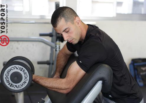 מאמר לאתר ynet - מדוע כדאי להוריד את המשקלים באימון