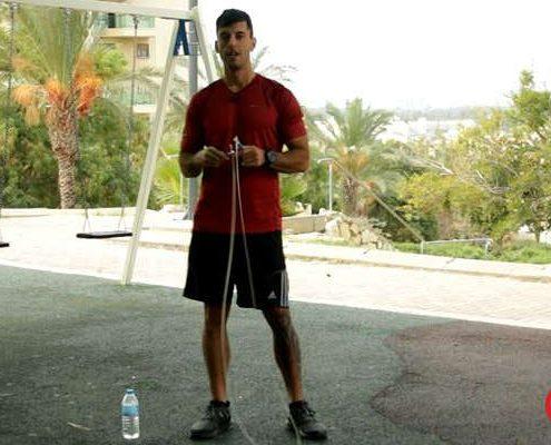 וידאו קליפ ומאמר לאתר ynet - ללמוד כיצד לקפוץ על חבל ב-5 שלבים פשוטים